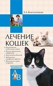 Екатерина Константинова -Лечение кошек