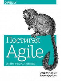 Дженнифер Грин -Постигая Agile