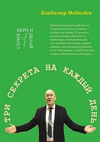 Владимир Медведев -Три секрета накаждыйдень. Практика благосостояния
