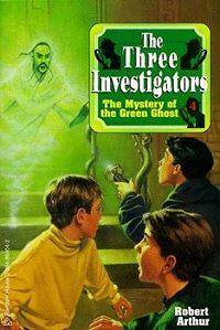 Роберт Артур -Тайна зеленого призрака