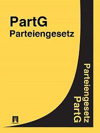 Deutschland -Parteiengesetz – PartG