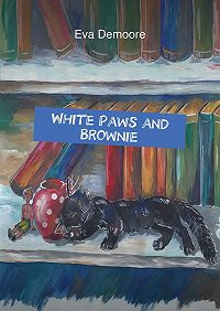 Eva Demoore -White Paws and Brownie