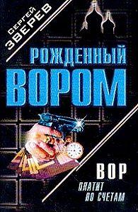 Сергей Зверев - Вор платит по счетам