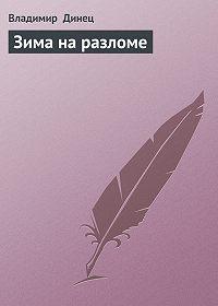 Владимир Динец -Зима на разломе