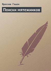 Ярослав  Гашек -Поиски мятежников