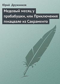 Юрий Дружников -Медовый месяц у прабабушки, или Приключения генацвале из Сакраменто