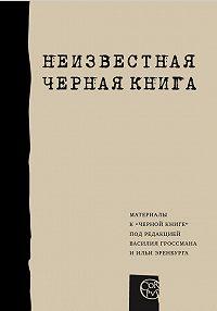Илья Альтман -Неизвестная «Черная книга»
