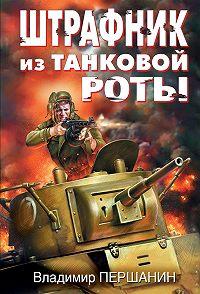 Владимир Николаевич Першанин -Штрафник из танковой роты