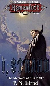 П. Элрод -Я, Страд: Мемуары вампира