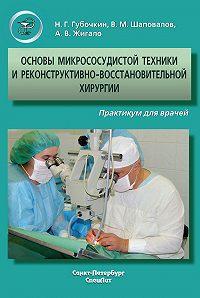 Владимир Шаповалов -Основы микрососудистой техники и реконструктивно-востановительной хирургии. Практикум для врачей