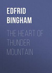 Edfrid Bingham -The Heart of Thunder Mountain