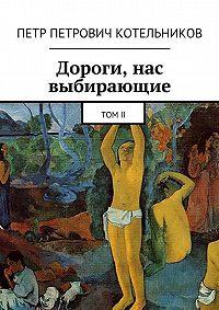 Петр Котельников -Дороги, нас выбирающие. ТомII