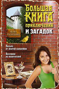 Юлия Кузнецова -Большая книга приключений и загадок