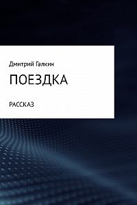Дмитрий Владимирович Галкин -Поездка