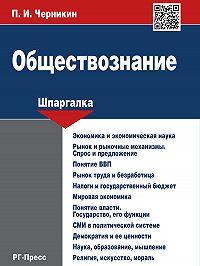 П. Черникин -Обществознание. Шпаргалка. Учебное пособие