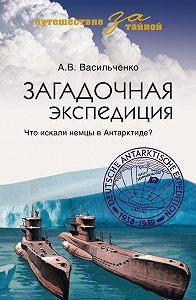 Андрей Васильченко - Загадочная экспедиция. Что искали немцы в Антарктиде?