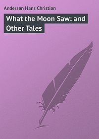 Andersen Hans -What the Moon Saw: and Other Tales