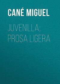 Miguel Cané -Juvenilla; Prosa ligera