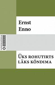 Ernst Enno -Üks rohutirts läks kõndima