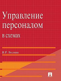 Владимир Веснин -Управление персоналом в схемах и определениях
