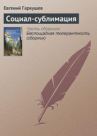 Евгений Гаркушев -Социал-сублимация