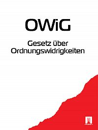 Deutschland - Gesetz uber Ordnungswidrigkeiten OWiG