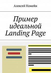 Алексей Номейн -Пример идеальной LandingPage