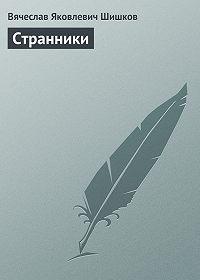 Вячеслав Шишков -Странники