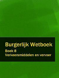 Nederland -Burgerlijk Wetboek boek 8