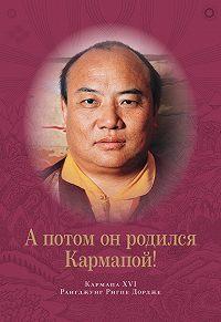 Рангджунг Ригпе Дордже Кармапа XVI - А потом он родился Кармапой!