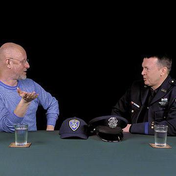 Михаил об устройстве калифорнийской полиции