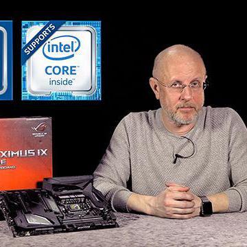 Как работает новая 3D-память Intel и матплата ASUS Maximus IX Code