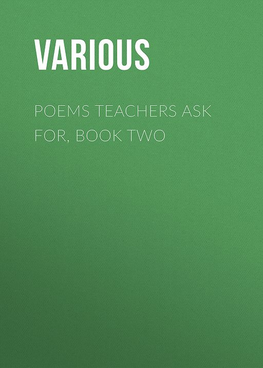Poems Teachers Ask For, Book Two