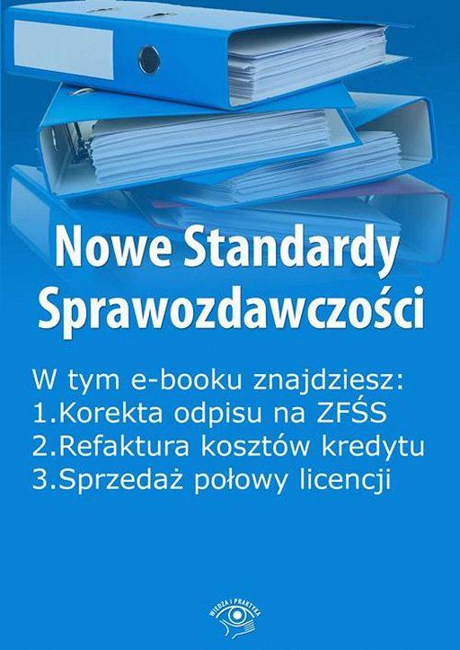 Nowe Standardy Sprawozdawczości, wydanie październik 2015 r.