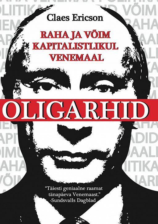 """Купить книгу """"Oligarhid"""""""