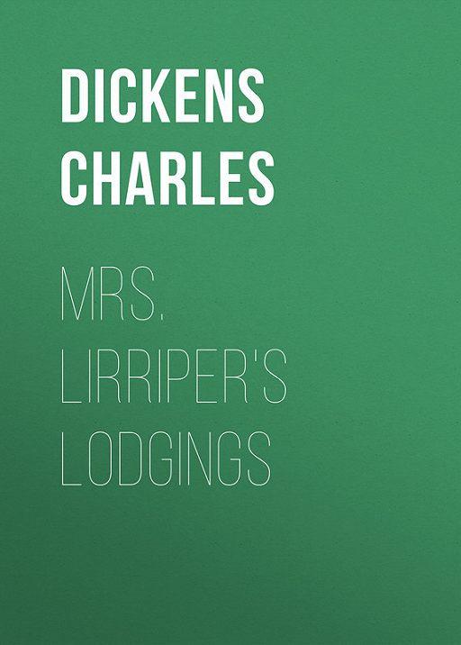 Mrs. Lirriper's Lodgings