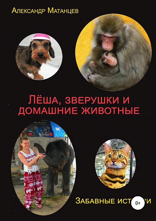 Леша, зверушки и домашние животные. Забавные истории