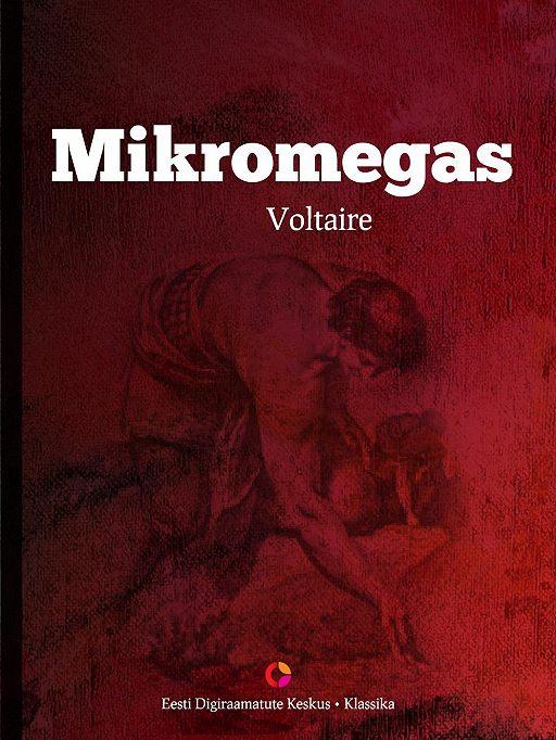 """Купить книгу """"Mikromegas"""""""