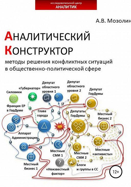 Аналитический Конструктор. Методы решения конфликтных ситуаций в общественно-политической сфере