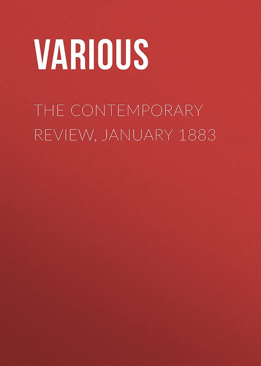 The Contemporary Review, January 1883