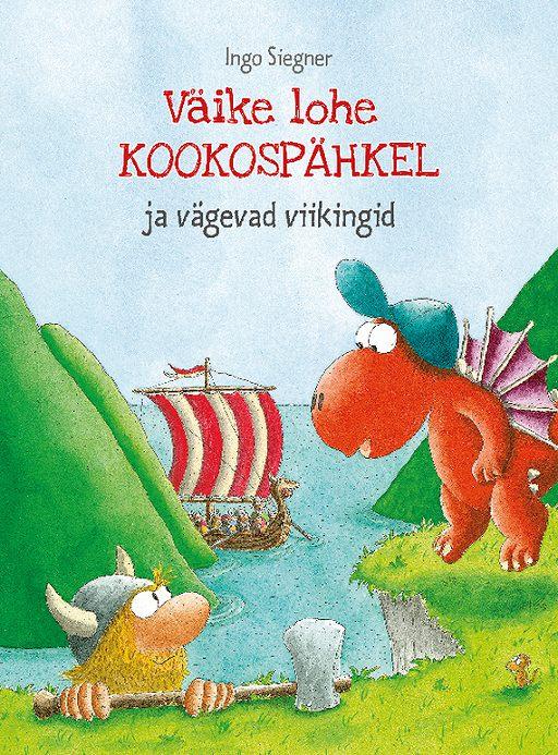 Väike lohe Kookospähkel ja vägevad viikingid