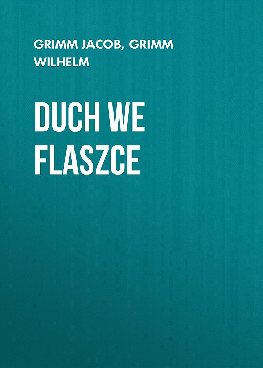 Duch we flaszce