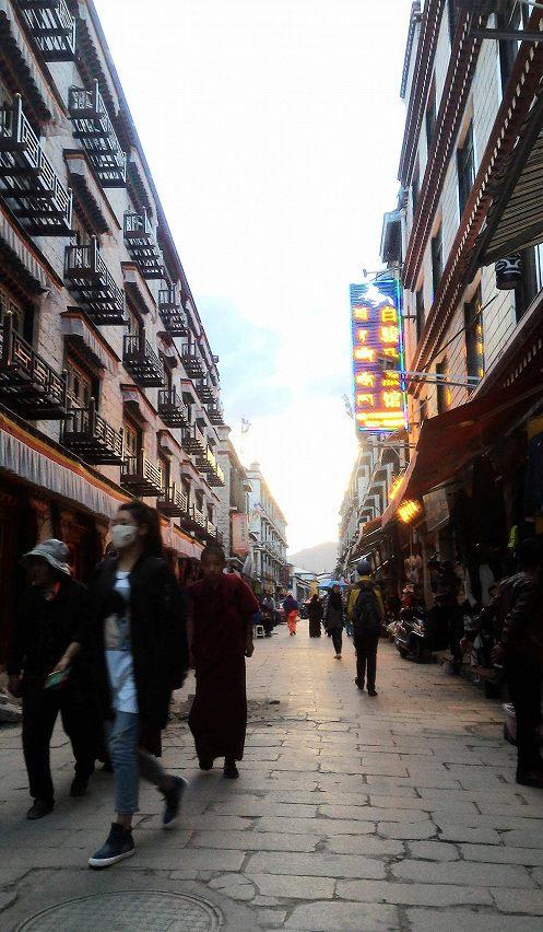 Тибетские очерки